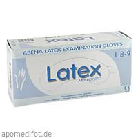 Latex-Handschuhe Large 4386, 100 ST, Abena GmbH