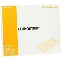 Leukostrip 4X38mm Einzelbtl., 10X8 ST, Smith & Nephew GmbH