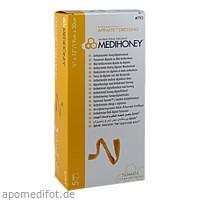 Medihoney Apinate Honig-Alginatverband 1.9x30cm, 5 ST, Apofit Arzneimittelvertrieb GmbH