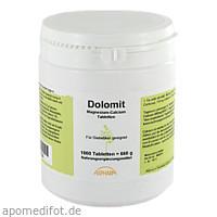 Dolomit Magnesium Calcium, 1000 ST, Allpharm Vertriebs GmbH