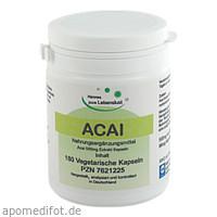 Acai, 180 ST, G & M Naturwaren Import GmbH & Co. KG