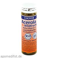 Acerola & Wildfrucht Vitamin C Lutschtabletten, 60 ST, HOYER GmbH