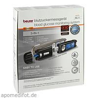 Beurer GL 50 Blutzuckermessgerät MG/DL, 1 ST, BEURER GmbH