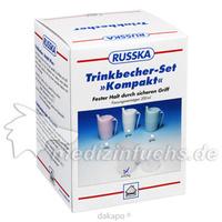 TRINKBECHER SET KOMPAKT, 250 ML, Ludwig Bertram GmbH