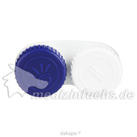 COMPLETE KONTAKTLINSEN BEHAELTER FLACH, 1 ST, Amo Germany GmbH