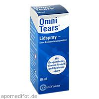 OMNITEARS Lidspray, 10 ML, OmniVision GmbH