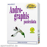 Andrographis paniculata, 60 ST, Espara GmbH