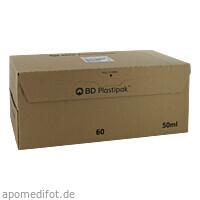 BD PLASTIPAK LUERLOK ZENTR, 60X50 ML, Becton Dickinson GmbH
