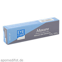 EYE CARE Wimperntusche schwarz 201, 9 G, Eye Care
