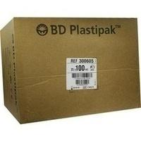 BD Plastipak W+B 100ml m Katheteransatz, 25 ST, Becton Dickinson GmbH