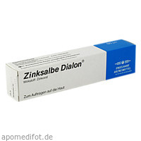 ZINKSALBE DIALON, 50 G, Engelhard Arzneimittel GmbH & Co. KG