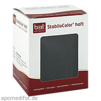 BORT StabiloColor haft schwarz 8cm, 1 ST, Bort GmbH