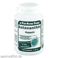 Astaxanthin 6mg vegetarische, 120 ST, Hirundo Products