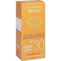 AVENE SunSitive Sonnencreme SPF 30 getönt, 50 ML, PIERRE FABRE DERMO KOSMETIK GmbH GB - Avene