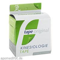 KINESIOLOGIC tape original grün 5mx5cm, 1 ST, Unizell Medicare GmbH