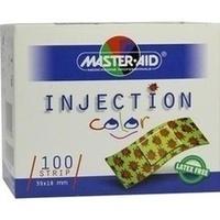 INJECTION strip color 39x18mm Kinderpfl.Master-Aid, 100 ST, Trusetal Verbandstoffwerk GmbH