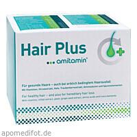 amitamin Hair Plus, 60 ST, Active Bio Life Science GmbH