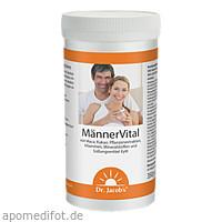 Männer Vital Dr.Jacobs Medical, 350 G, Dr.Jacobs Medical GmbH