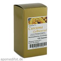 Curcuma Gelbwurzel, 120 ST, Diamant Natuur GmbH
