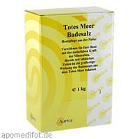 Totes Meer Badesalz Aurica, 1 KG, Aurica Naturheilm.U.Naturwaren GmbH
