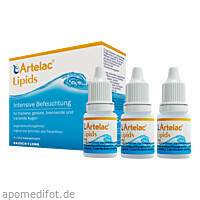 Artelac Lipids MD, 3X10 G, Dr. Gerhard Mann