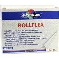 ROLLFLEX Pflaster-Fixiervlies 10mx10cm Master Aid, 1 ST, Trusetal Verbandstoffwerk GmbH