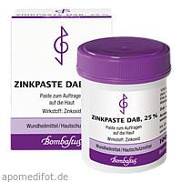 Zinkpaste DAB, 100 G, Bombastus-Werke AG