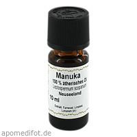 MANUKA 100% Ätherisches Öl, 10 ML, Apotheker Bauer & Cie.