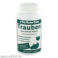 Trauben Extrakt OPC nativ, 200 ST, Hirundo Products