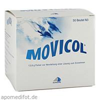 Movicol Beutel, 50 ST, Norgine GmbH