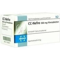 CC-Nefro Filmtablette, 100 ST, Medice Arzneimittel Pütter GmbH & Co. KG