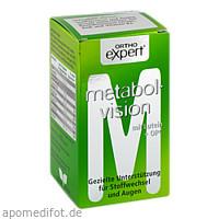 metabol-vision Orthoexpert, 60 ST, Weber & Weber GmbH & Co. KG