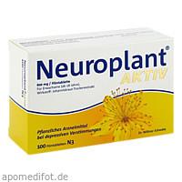 Neuroplant Aktiv, 100 ST, Dr.Willmar Schwabe GmbH & Co. KG