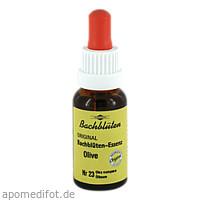 Bachblüten Murnauer Tropfen Olive, 20 ML, Murnauer Markenvertrieb GmbH
