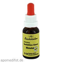 Bachblüten Murnauer Tropfen Mimulus, 20 ML, Murnauer Markenvertrieb GmbH