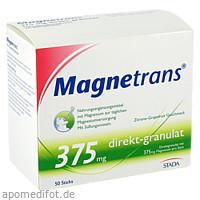Magnetrans direkt 375mg, 50 ST, STADA Consumer Health Deutschland GmbH