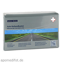 Verbandkasten Kfz Klassik Din 13164, 1 ST, Holthaus Medical GmbH & Co. KG