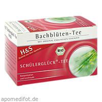H&S Bachblüten Schülerglück-Tee, 20X3.0 G, H&S Tee - Gesellschaft mbH & Co.