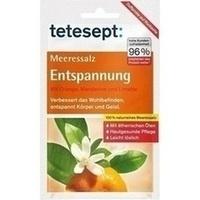 TETESEPT Meeressalz Entspannung, 80 G, Merz Consumer Care GmbH