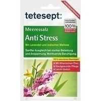 tetesept Meeressalz Anti-Stress, 80 G, Merz Consumer Care GmbH