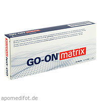 GO-ON Matrix, 1 ST, Meda Pharma GmbH & Co. KG