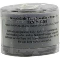 Kinesiologie Tape 5cmx5m schwarz, 1 ST, Römer-Pharma GmbH