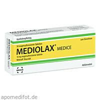 MEDIOLAX Medice, 50 ST, Medice Arzneimittel Pütter GmbH & Co. KG
