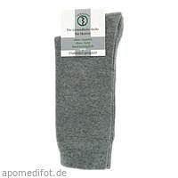 VENASOFT Class Diabet Socken o.Gummi He grau 43/46, 4 ST, Groß- U. Einzelhandel Strumpfvertrieb Himmel E.K.