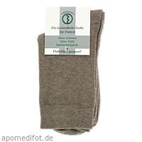 VENASOFT Class Diabet Socken o.Gummi Da beig 39/42, 4 ST, Groß- U. Einzelhandel Strumpfvertrieb Himmel E.K.