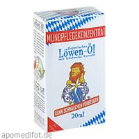 Bayerisches Loewenoel Schnarchoel, 20 ML, Trendage Ug