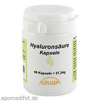 HYALURONSÄURE 50mg KAPSELN, 60 ST, Allpharm Vertriebs GmbH