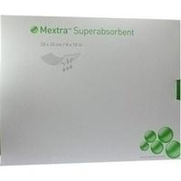 MEXTRA Superabsorbent Verband 20x25 cm, 10 ST, Mölnlycke Health Care GmbH