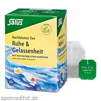 Bachblüten Tee Ruhe & Gelassenheit bio Salus, 15 ST, Salus Pharma GmbH