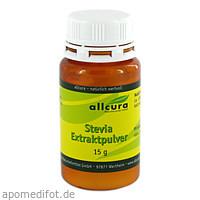 Stevia Extraktpulver, 15 G, Allcura Naturheilmittel GmbH